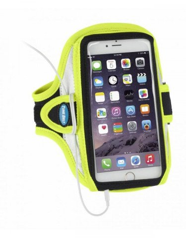Tune Belt Arm Sportband Reflective Yellow iPhone 8 / 7 / 6S Plus - AB91RY