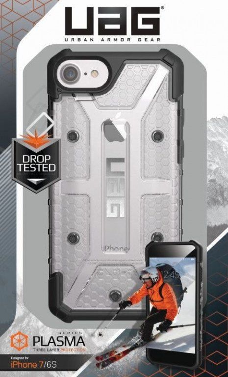 UAG Urban Armor Gear iPhone 8 / 7 / 6S Case Ice Package