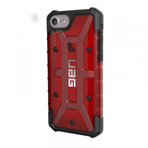 UAG Urban Armor Gear iPhone 8 / 7 / 6S Case Magma Red