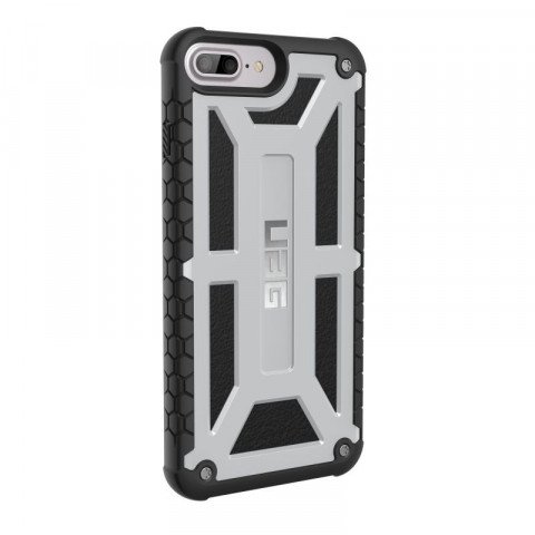UAG Urban Armor Gear MONARCH iPhone 8 / 7 / 6S Plus Platinum