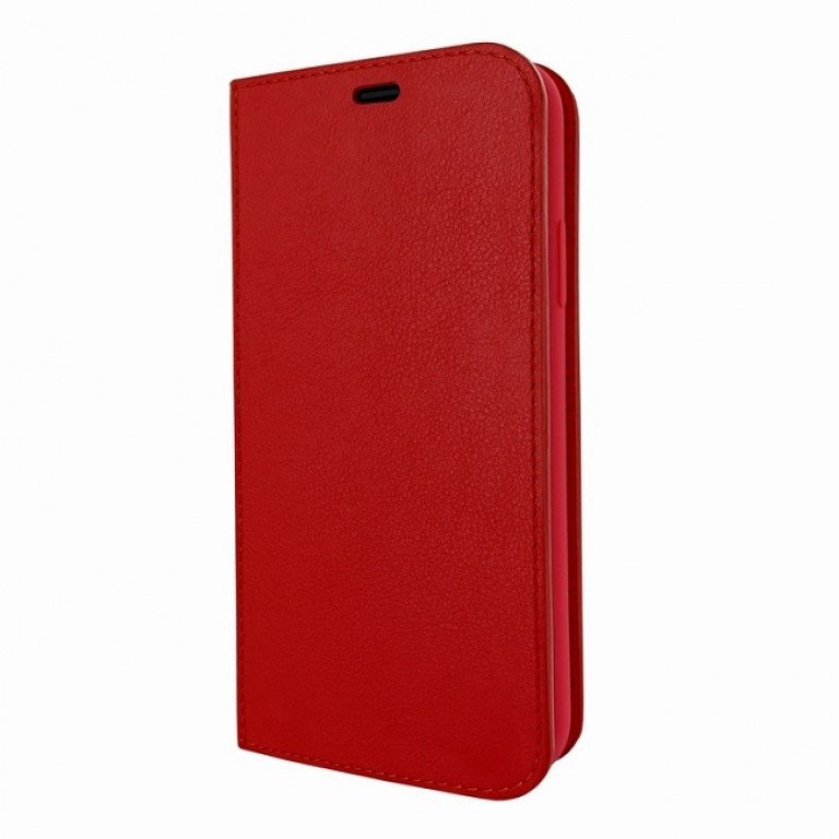 Piel Frama iPhone Xs Max FramaSlimCards Red