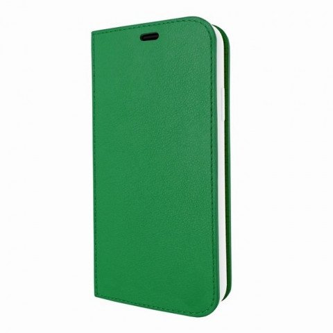 Piel Frama iPhone Xs Max FramaSlimCards Green