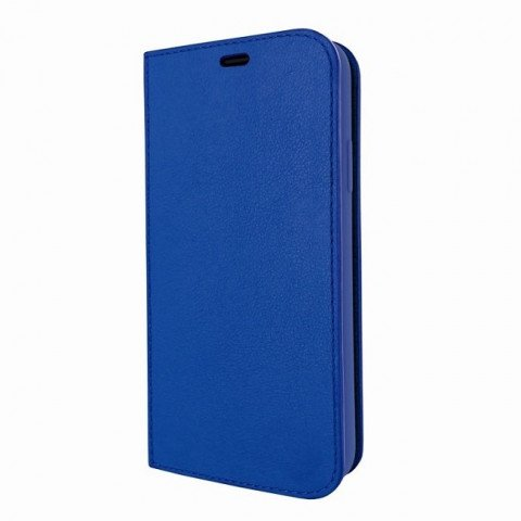 Piel Frama iPhone Xs Max FramaSlimCards Blue
