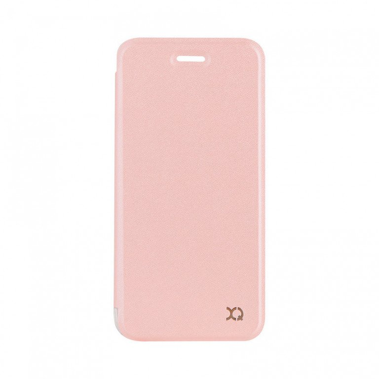 Xqisit Flap Cover Adour iPhone 7 Rose-Gold
