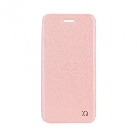 Xqisit Flap Cover Adour iPhone 8 / 7 Rose-Gold