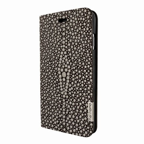 Piel Frama iPhone 8 / 7 FramaSlimCards Stingray Brown