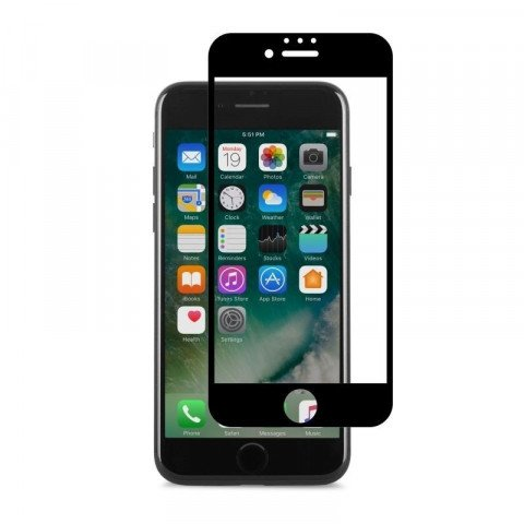 Moshi IonGlass iPhone 8 / 7 Black