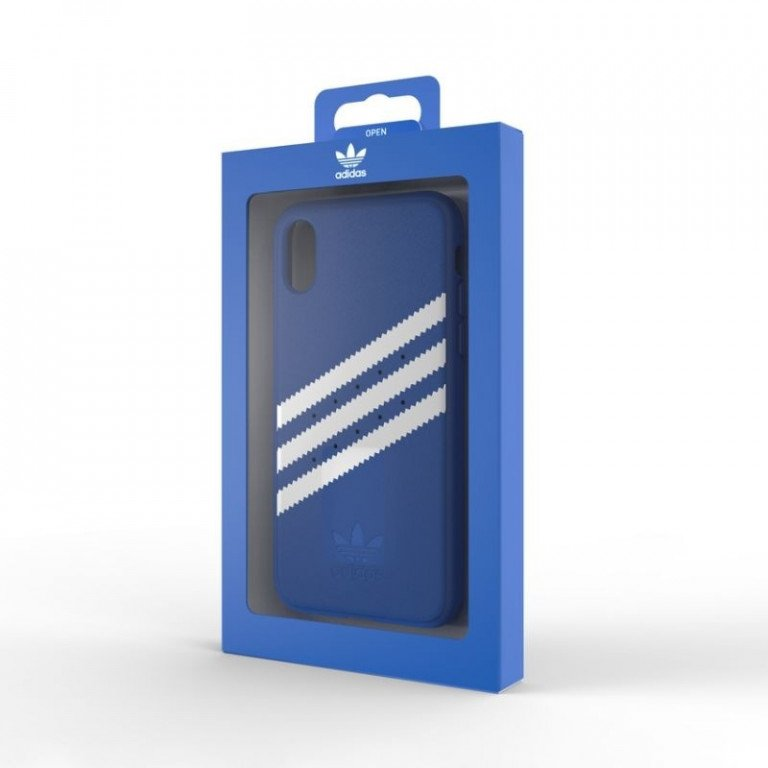 Adidas OR Moulded Case Suede iPhone X