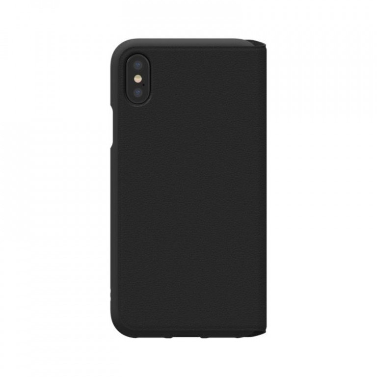 Adidas OR Booklet Case iPhone X Black