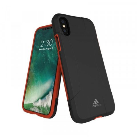 Adidas SP Solo Case iPhone X Black/Red
