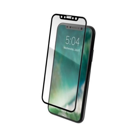 Xqisit Screen Glass Edge to Edge for iPhone X