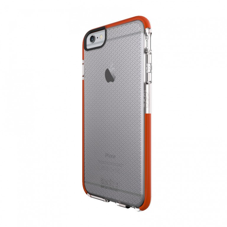 Tech21 Classic Check for iPhone 6/6s Plus Transparant