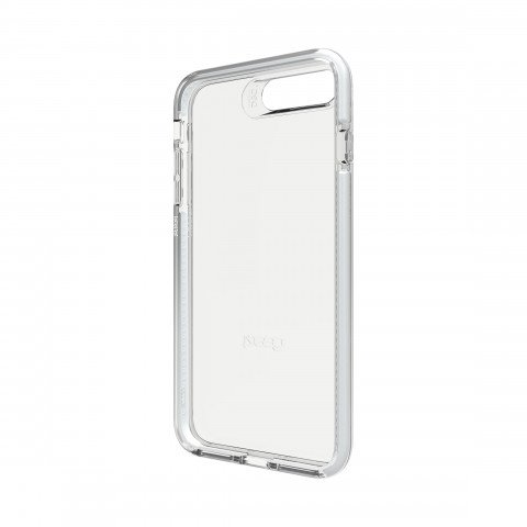 GEAR4 Piccadilly for iPhone 7/8 Plus silver colored