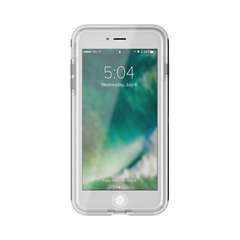 XQISIT PHANTOM XTREME for iPhone 7/8 Plus clear/white