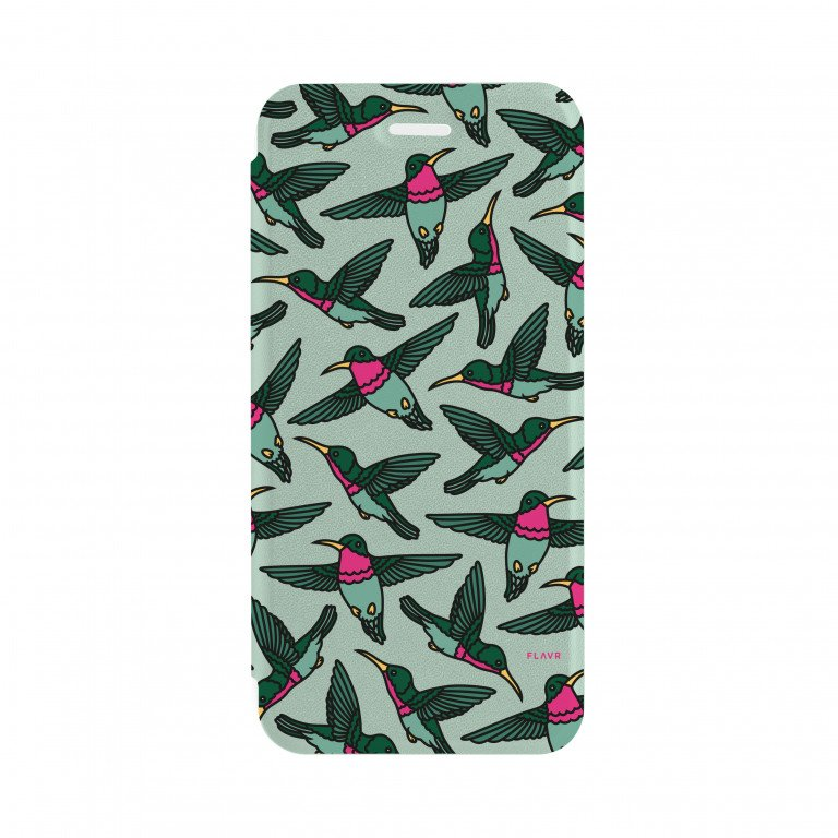FLAVR Adour Case Hummingbirds for iPhone 6/6S/7/8 colourful