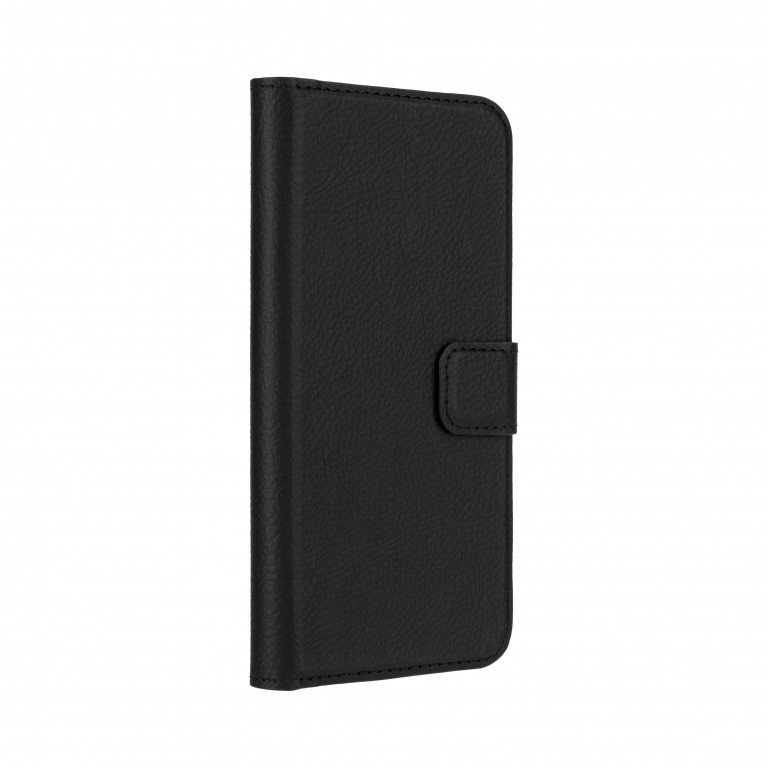 XQISIT Slim Wallet Selection for iPhone X/Xs black