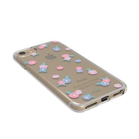 FLAVR iPlate Tiny Flowers for iPhone 6/6S/7/8 colourful