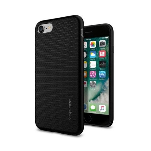 Spigen iPhone 8 / 7 Liquid Air Black