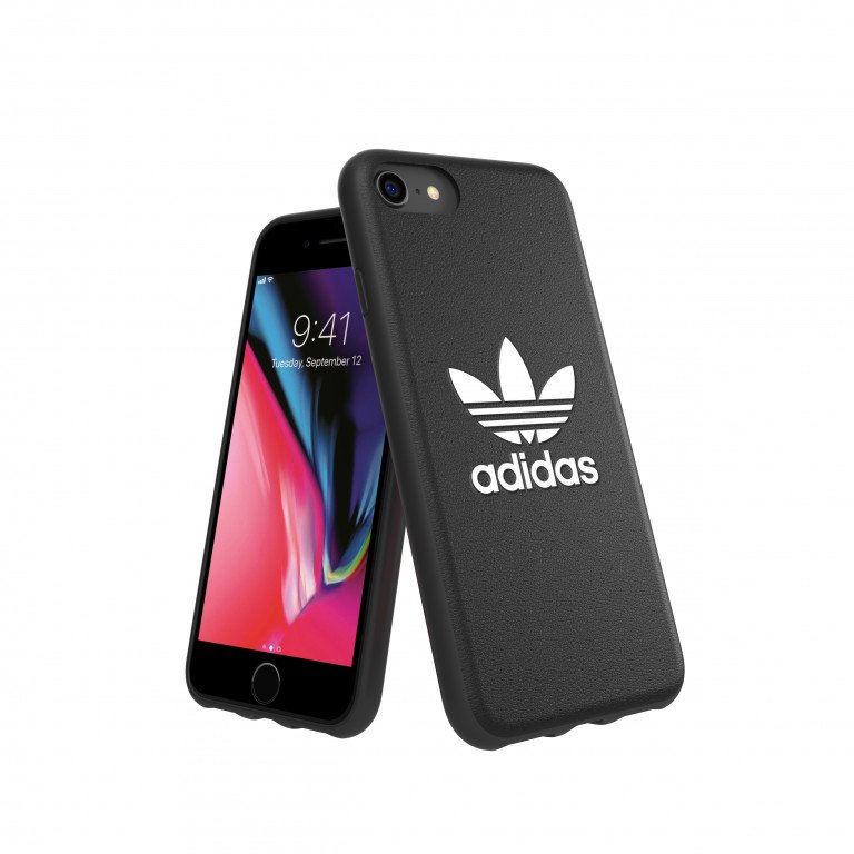 adidas OR Moulded Case BASIC FW18 for iPhone 6/6S/7/8 black/white