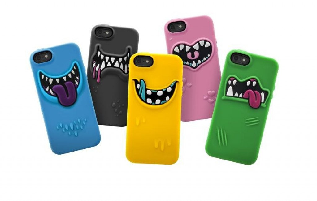 SwitchEasy Monsters iPhone 5/5S / SE All