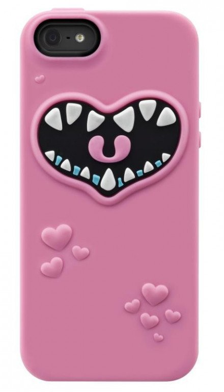 SwitchEasy Monsters iPhone 5/5S / SE Pinky Pink