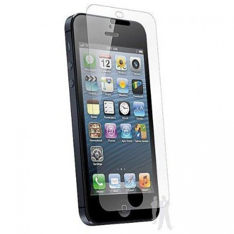 BodyGuardz iPhone 5/5S/5C / SE Pure Glass Premium Screenprotector