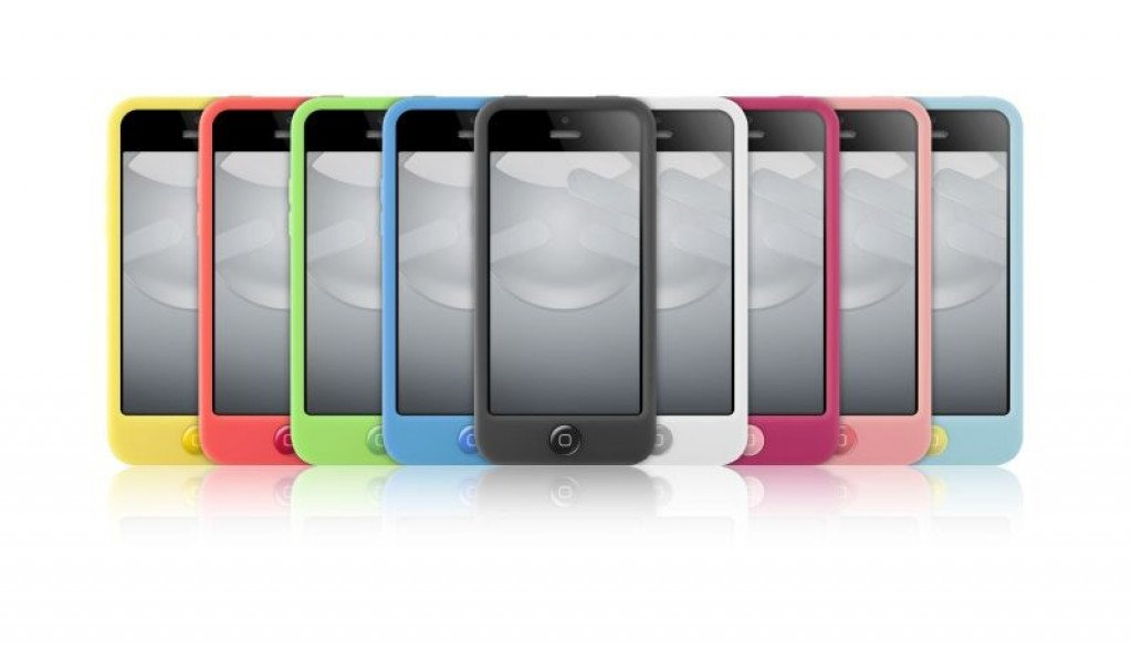 SwitchEasy Colors iPhone 5C All