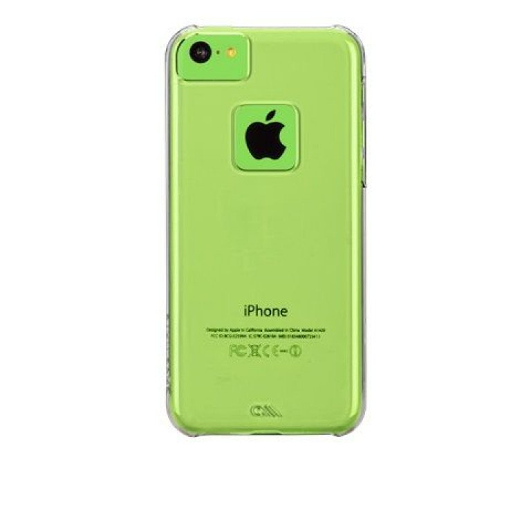 Case Mate iPhone 5C Barely There Clear