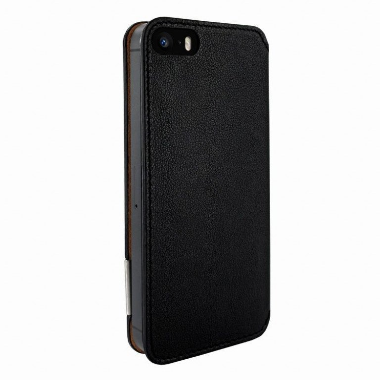 Piel Frama iPhone 5/5S / SE FramaSlim Black