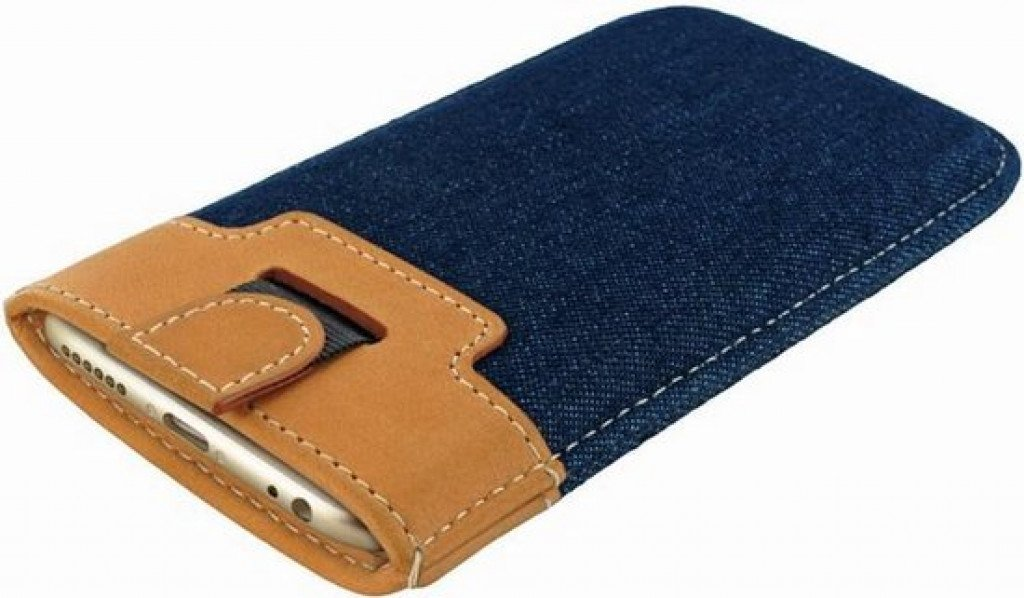 Piel Frama iPhone 8/7/6(S) Pull Style Jeans