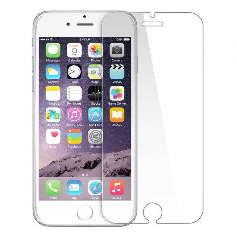 Xqisit iPhone 6/6S Tough Screen Glass