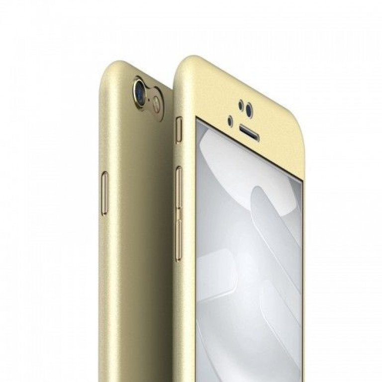 SwitchEasy AirMask iPhone 6 Gold
