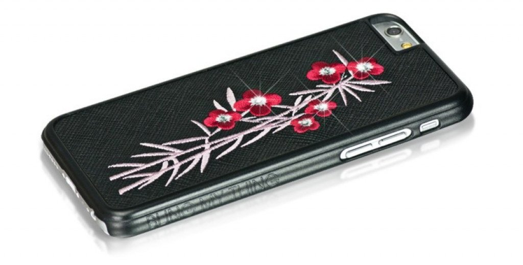 Bling My Thing - Petite Couturiere Flora Sophistication iPhone 6/6S Swarovski