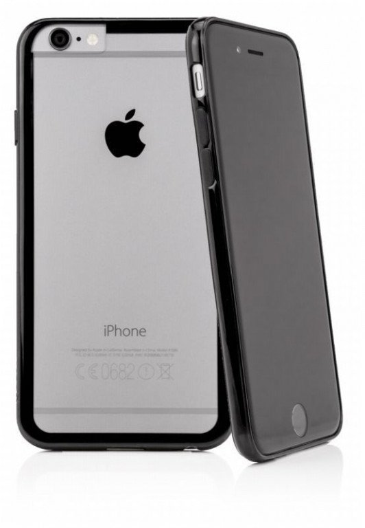 CASEual iPhone 6/6S Outline Black