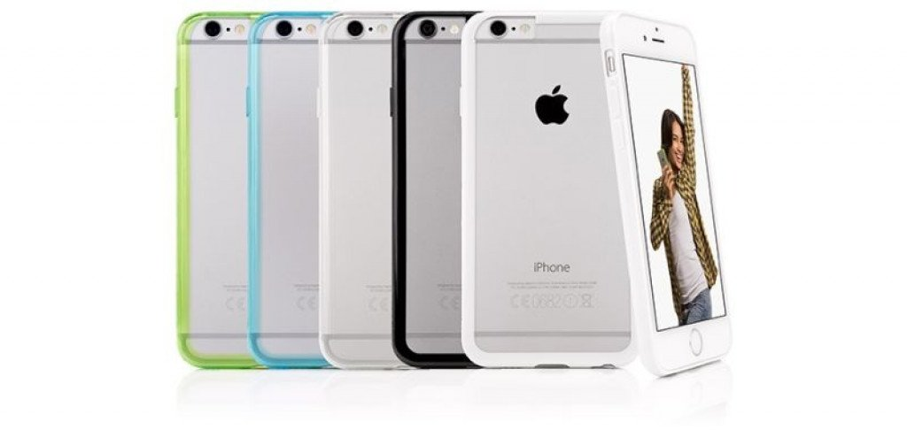 CASEual iPhone 6/6S Outline colors