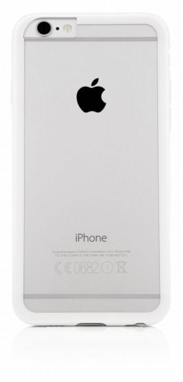 CASEual iPhone 6/6S Outline White