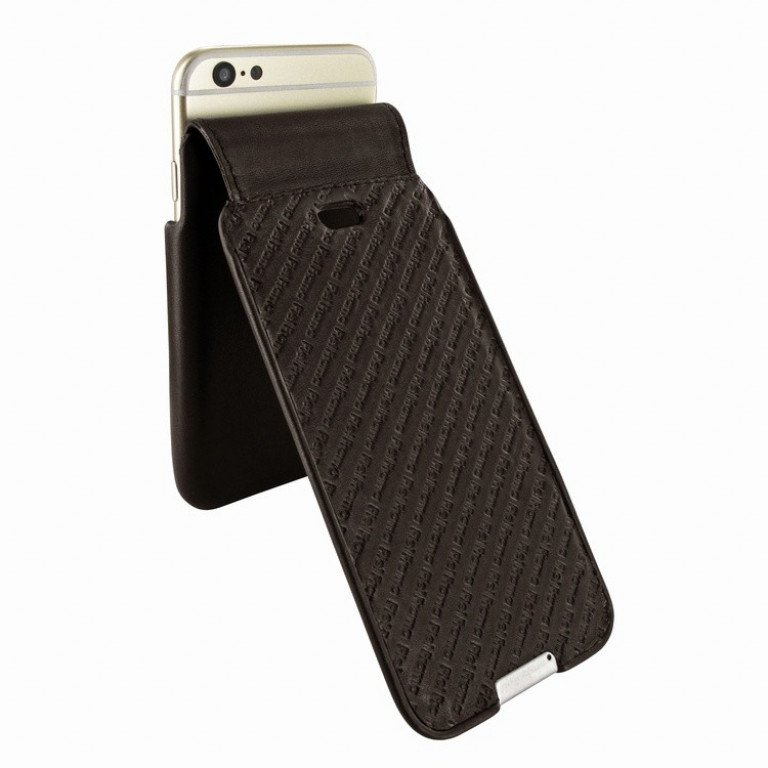 Piel Frama iMagnum iPhone 6/6S Brown