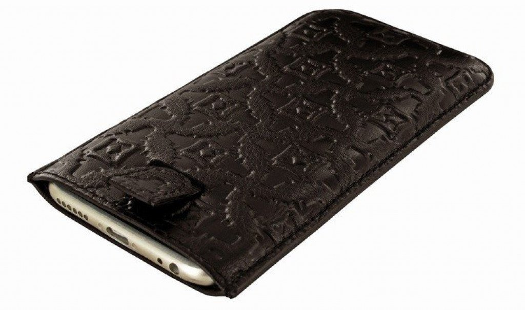 Piel Frama iPhone 7/6(S) Pull Style Brown